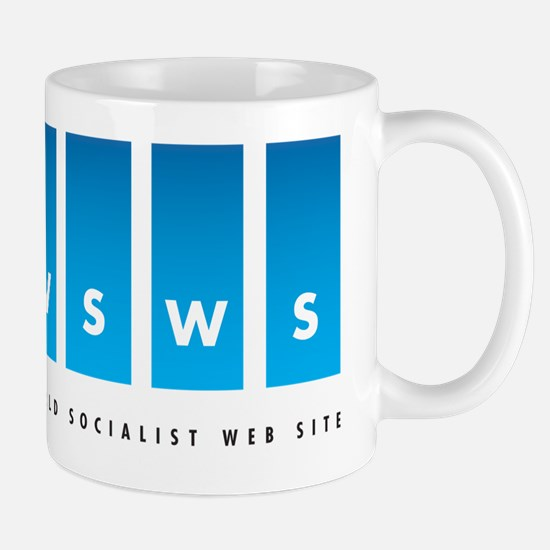 World Socialist Web Site Mug