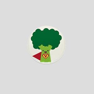 Super Brocoli Mini Button
