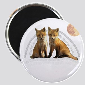 Fox Fox Magnet