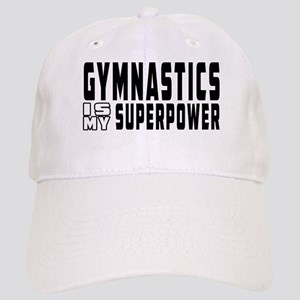 Gymnastics Is My Superpower Cap