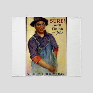 Sure Well Finish The Job - Gerrit A Beneker - 1918
