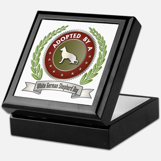 Shepherd Adopted Keepsake Box