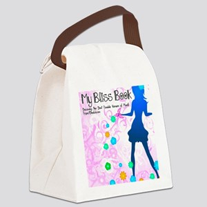 Project Blissful: My Bliss Book Canvas Lunch Bag