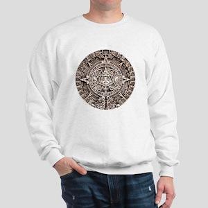 Mayan End of the World 2012 Calendar Sweatshirt