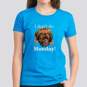Dogue Monday Women's Dark T-Shirt