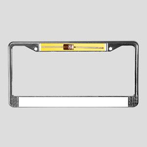 t3550260 License Plate Frame