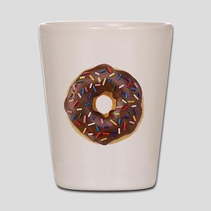 Doughnut Lovers Shot Glass