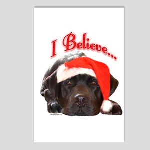 Lab I Believe Postcards (Package of 8)