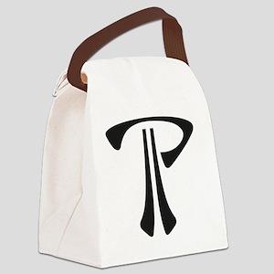 Todd_Logo Canvas Lunch Bag