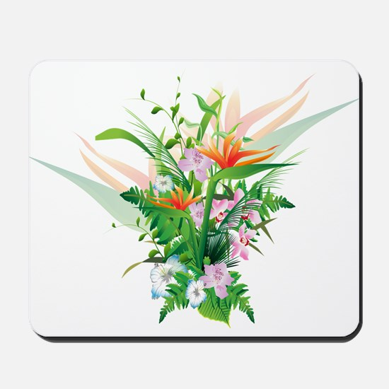 Beautiful Flowers Mousepad