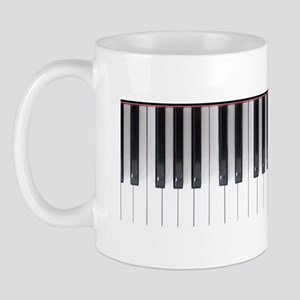 Piano Keys Design 3 Mug