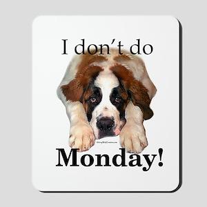 Saint Monday Mousepad