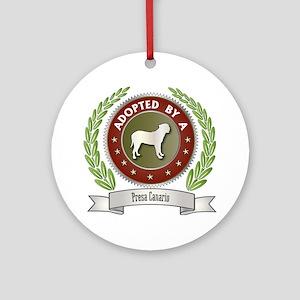 Presa Adopted Ornament (Round)