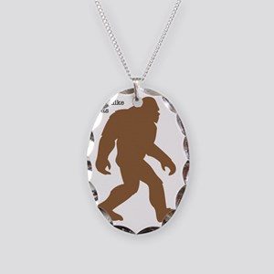Definition of Bigfoot Necklace Oval Charm