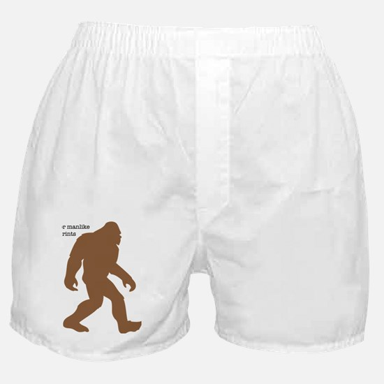 Definition of Bigfoot Boxer Shorts