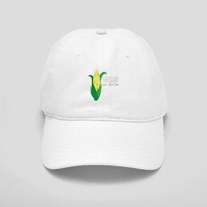 Corn On The Cob Baseball Cap