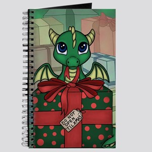 Baby Dragon XMAS Journal