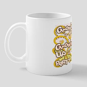growing old women party Mug