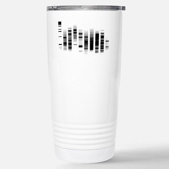 DNA Gel Stainless Steel Travel Mug