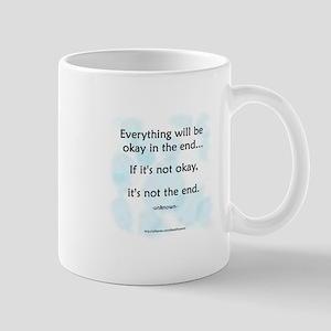 """""""Okay"""" Mug"""