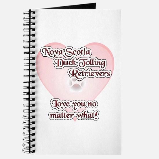 Toller Love U Journal