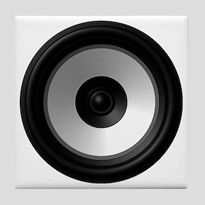 BASS (Speaker) Tile Coaster