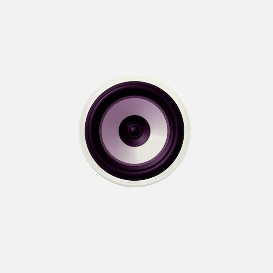 BASS (Speaker) Mini Button