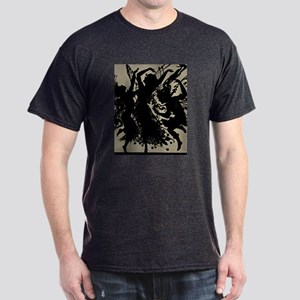 Shadow People Charcoal T-Shirt