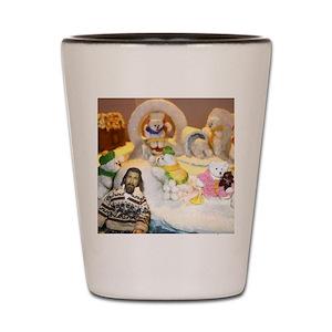 6f31612d0e2 Big Lebowski Shot Glasses - CafePress