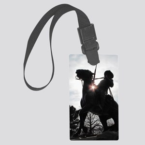 Buffalo Soldier Large Luggage Tag