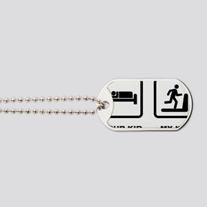 Home-Workout-ABJ1 Dog Tags
