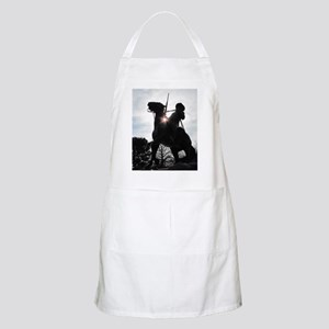 Buffalo Soldier Apron