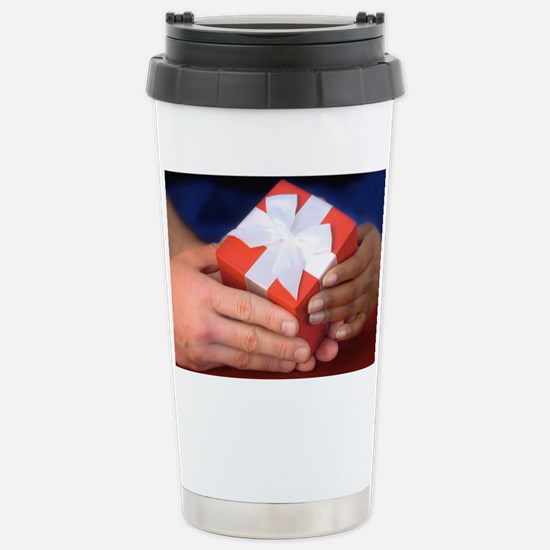 The Gift Stainless Steel Travel Mug