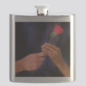 The Rose Exchange Flask