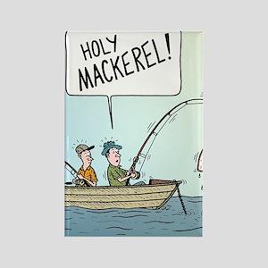 Holy Mackerel! Rectangle Magnet