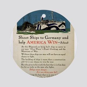 Shoot Ships To Germany And Help America Win - Adol