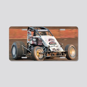 Cover Aluminum License Plate