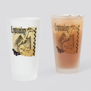 Cryptozoology Where The Wild Things Drinking Glass