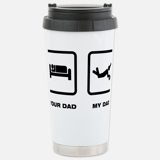 Rugby-02-ABL1 Stainless Steel Travel Mug
