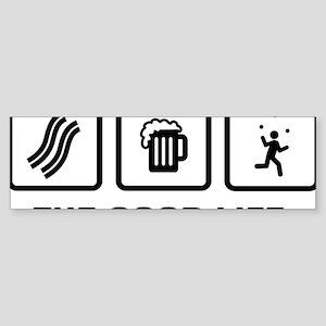 Joggling-AAX1 Sticker (Bumper)