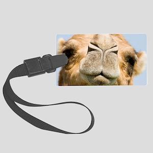 Dromedary camel Large Luggage Tag