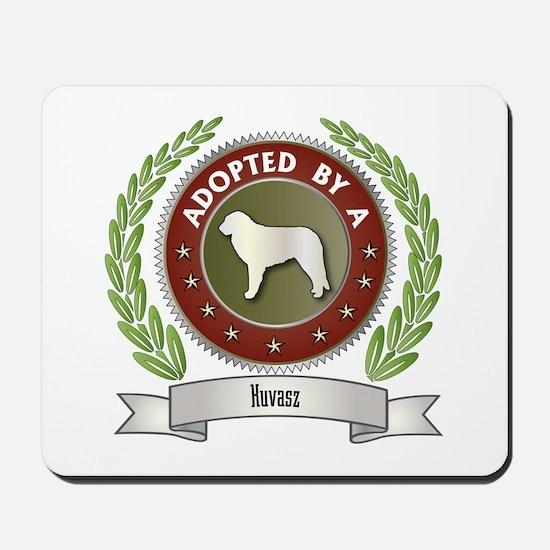 Kuvasz Adopted Mousepad