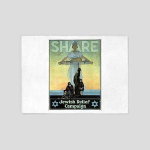 Share Jewish Relief Campaign - Johnstone Burke Stu