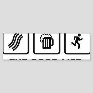 Jogging-AAX1 Sticker (Bumper)