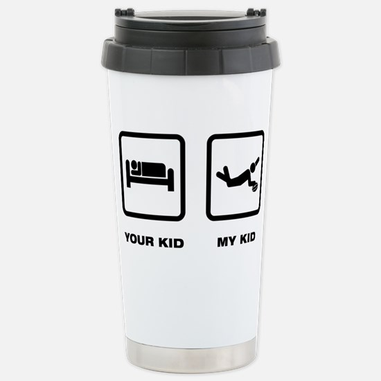 Rugby-02-ABJ1 Stainless Steel Travel Mug