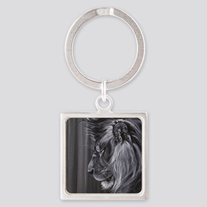 Solace Square Keychain