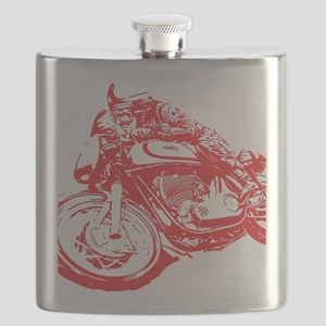 Norton Cafe Racer Flask
