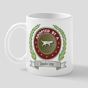 Llewellin Adopted Mug