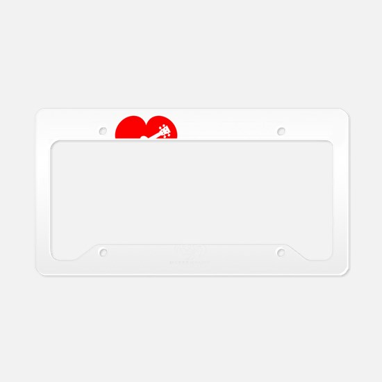 I love my Baritone License Plate Holder