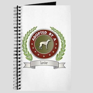 Lurcher Adopted Journal